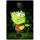 The Monsters Hard Case For Blackberry Q30 Passport