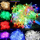 Waterproof Christmas LED Strip String Fairy Lights Party Lamp Xmas Tree Party