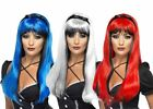 Ladies Long  Witches of Eastwick Wig  Halloween Witch Fancy Dress Accessory