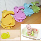 Baby Bath Tub Ring Seat Infant Child Toddler Kids Anti Slip Safety Chair 4Colors