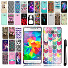 For Samsung Galaxy Grand Prime G530 TPU SILICONE Rubber Case Phone Cover + Pen