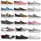Vans Classic Slip On women's sneakers Slip On Casual Shoes Sneakers Shoes