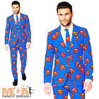Superman OppoSuit Mens Fancy Dress DC Comic Book Superhero Adult Costume Suit