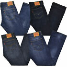 Levis 527 Boot Cut Jeans Mens Slim Bootcut Dark Light Medium 29 30 32 33 34 36