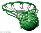 Basketball in Net T-Shirt, bk40005
