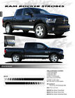 For DODGE RAM EE2122 Graphics Decal Emblems Stickers Stripes Trim 2009-2015