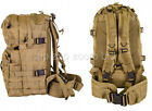 Army Combat Military Rucksack Back Pack Molle 40L 40 Litre Day Backpack Desert
