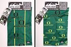 LICENSED *Oregon Ducks* MTN-RMR Game Day Neck Warmer Face Mask Gear Green/Yellow