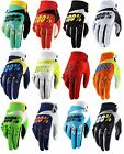 2016 100% AIRMATIC MOTOCROSS GLOVES ENDURO RACING MTB BMX 100 PERCENT NEW BIKE