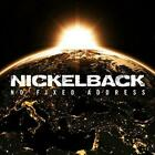 No Fixed Address - Nickelback New & Sealed Compact Disc Free Shipping