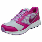 NEW Girl's Youths NIKE DOWNSHIFTER 6 Platinum/Fuschia /Purple Sneakers Shoes