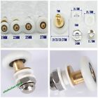5pcs Shower Door ROLLERS /Wheels/Pulleys/Runners Multi Diameter 19/23/25/27mm