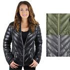 Jessica Simpson Women's Packable Down Coat Jacket Ultra Lightweight