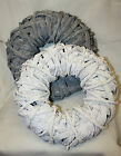 36 Cm Chunky Natural Twig Wood Wreath Rustic Christmas Decoration