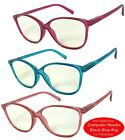 Pro Computer Anti Reflective Tinted Lens UV Protection Reading Glasses RE63