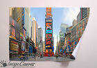 TIMES SQUARE NEW YORK GIANT WALL ART POSTER A0 A1 A2