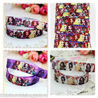 Wholesale FOE Fold Over Elastic Hair Ties Bulk Pack of 30 - Ever After High