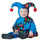 Lil Jester Joker Clown Infant Baby Costume