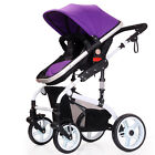 Hot Baby Toddler Stroller Pram Foldable Pushchair Toddler Shockproof Buggy