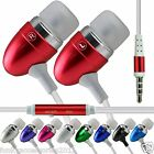Stereo Sound In Ear Hands Free Headset Head Phones+Mic✔Lenovo A1000