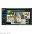 CLARION NX505E DOUBLE DIN UK-EU SAT NAV GPS DAB BLUETOOTH TOUCHSCREEN DVD CD