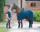 SHIRES JERSEY COOLER 94 horse pony cooling travel travelling wicking fleece rug