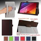 For ASUS ZenPad S 8 Tablet Perfect Fit Smart Case Cover Stand w/ Hand Strap NEW
