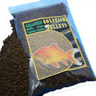 Aquariux goldfish pellets 100g 2,4,6,8,11 or mixed sizes premium sinking pellets