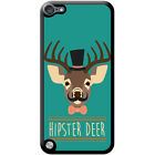 Hipster Bohemian Animals Hard Case For iPod Touch 5th Gen