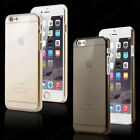 """Ultra Thin Soft TPU Transparent Clear Skin Case Cover for iPhone 6 6S Plus 4.7"""""""