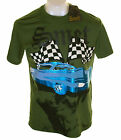 Bnwt Authentic Mens Smet Foil Print Cadillac T Shirt Christian Audigier New