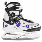 V3Tech Annika Figureskate Ladies Skates (white purple) NEW