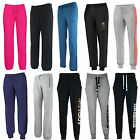 Adidas Cuffed & Baggy Track Pant DamenTraining Jogging Sports Trousers