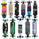 Longboards Madrid Complete Drop Through Top Mount Cruiser Freeride Downhill NEW