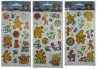 BEAR IN THE BIG BLUE HOUSE - Sticker Sheets (Choice of 3 sheets) (Kids/Reward)