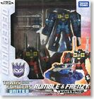 New Takara Tomy Transformers United UN20 Rumble & Frenzy Painted - Time Remaining: 4 days 17 hours 2 minutes 49 seconds