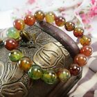 6-14mm Peacock Dragon Agate Bracelet Gemstone Bracelet Wholesale Fashion