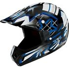 Z1R Launch Youth Helmet Blue