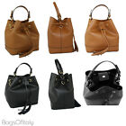 Giglio Italian Real Leather Tote Shopper Tassel Detailed Shoulder Handbag