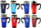 OFFICIAL FOOTBALL TEAM - TRAVEL ALUMINIUM COFFEE MUG WORK CANTEEN - GIFT XMAS