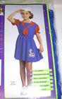 Blue Sailor Dance Dress Costume Girls S 4-6 M 8-10 L 12-14 NIP