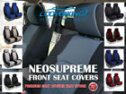 Coverking Neosupreme Custom Fit Front Seat Covers for Honda Fit