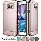 Hybrid Rugged Rubber Shockproof Hard Case Cover Skin For Samsung Galaxy Note 5