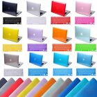 Clear Tint Hard Shell Case Protective Cover + Keyboard Skin for MacBook Air 11