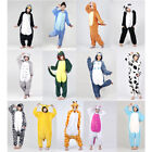 Hot Kigurumi Pajamas Animal Cosplay Costume Unisex Adult Onesie Sleepwear Suit