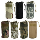 Outdoor Sport Survival Travel Military Water Bottle Bag Kettle Pouch Holder Pack