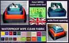 ZIPPY  WIDE FRONT - WATERPROOF LOOSE COVER DOG BED - WASH & TUMBLE OR WIPE CLEAN