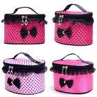 Prinzessin Beauty Case Koffer Kosmetiktasche Make up Tasche Schminktasche