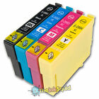 1 T29XL Black/Cyan/Magenta/Yellow Non-oem Strawberry Ink Cartridge for Epson XP
