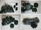candle holders black cups or green spiked 1 inch, 2 inch, 3 inch florist flower